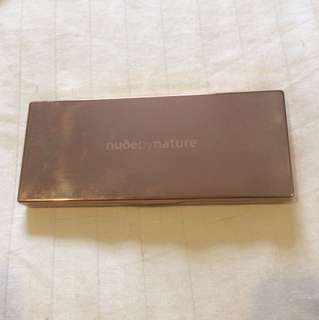 Nude By Nature Contour Palette