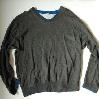 JaketSweater sweatshirt uniqlo original