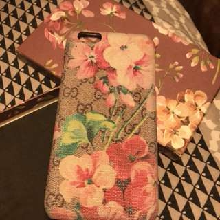 GUCCI IPHONE 6 PLS CASE 🌸