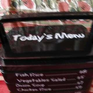 便當盒野餐盒 內附餐具