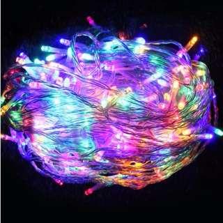 Christmas LED String Lights - Multi-Colour SKU: XMAS-ST250-50M-MC