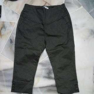 Capri 3/4 Pants