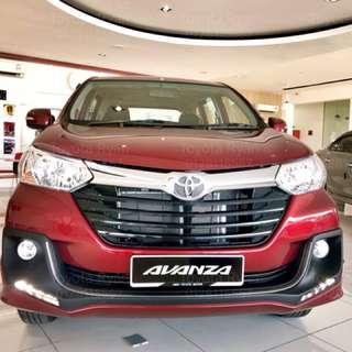 Toyota Avanza 1.5G Auto
