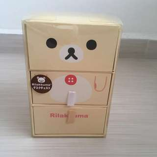 Rilakkuma Chest Drawers