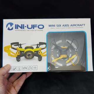JXD Mini UFO Remote Control Quadcopter (Model 512V)