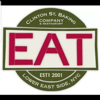 Clinton Street Baking Company restaurant dining vouchers at 20% off