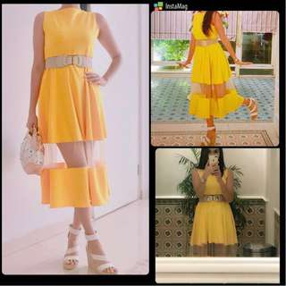 Dress Cantik Elegant Customize