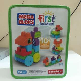 Mega Bloks Free postage