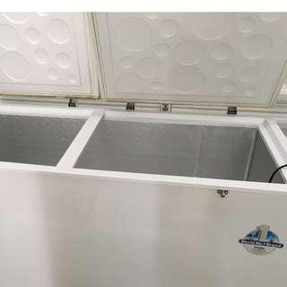 Haier 2 Door Chest Freezer (USED)