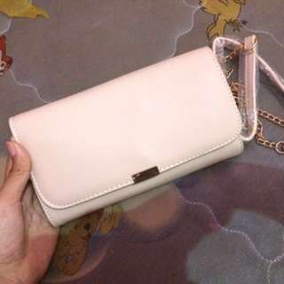 Sling bag clutch new