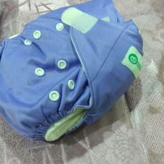 New cloth diapers with 3 insert