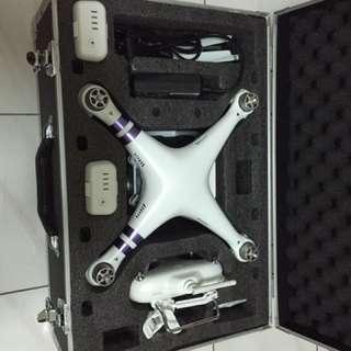 DJI P3 收納手提鋁箱(不含空拍機)