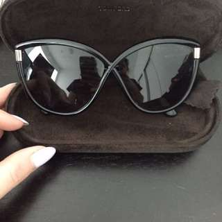 Authentic Woman's Tom Ford sunglasses