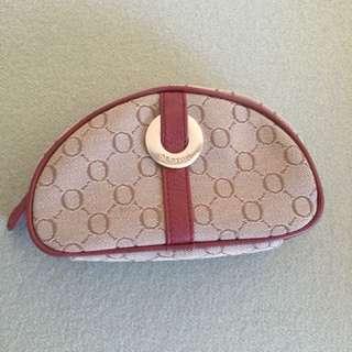 Authentic Oroton clutch/makeup bag