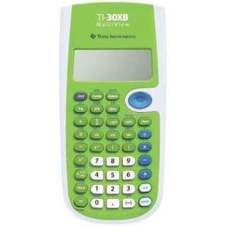 Texas Instruments TI-30XB MultiView Scientific Calculator
