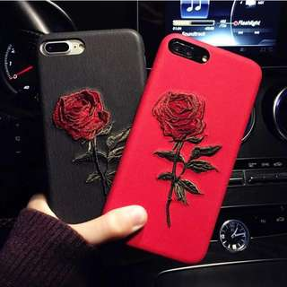 🥀 ROSE IPHONE COVERS 🥀