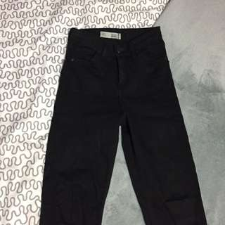Topshop High-waisted Jamie Jeans