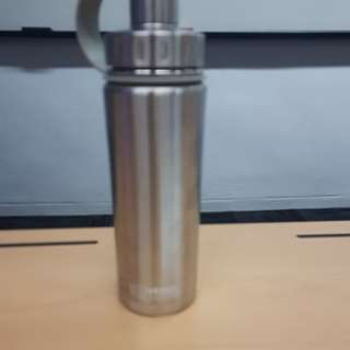 Lost and Found water bottle at SP campus Manna