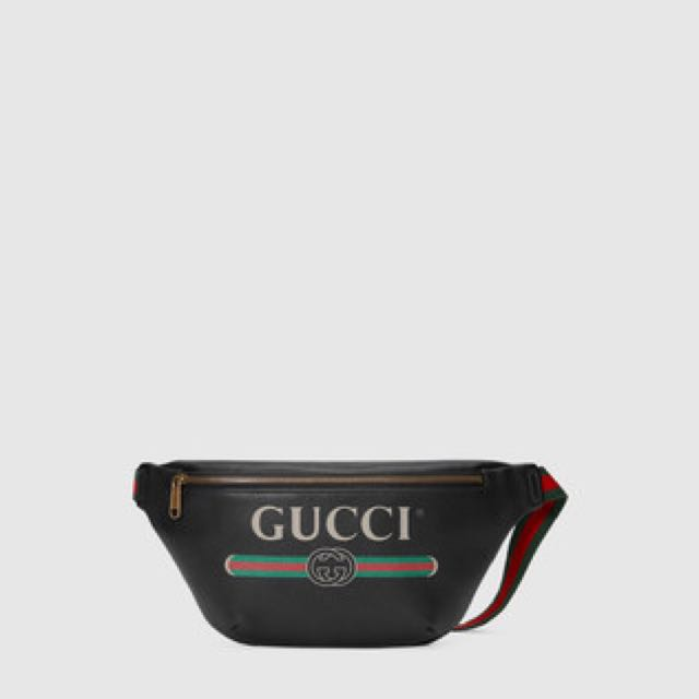 ab2c2090f77b 100% Authentic Gucci Bumbag, Men's Fashion, Bags & Wallets on Carousell