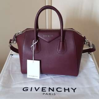 Authentic Givenchy Antigona Small