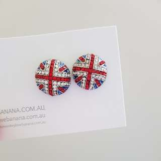 london uk earrings