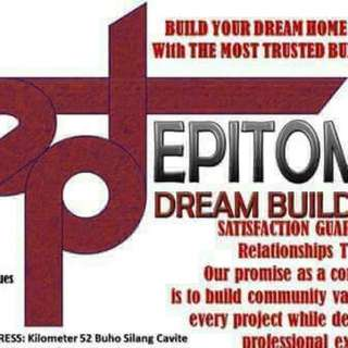 Epitome Dream Builders Service for hire