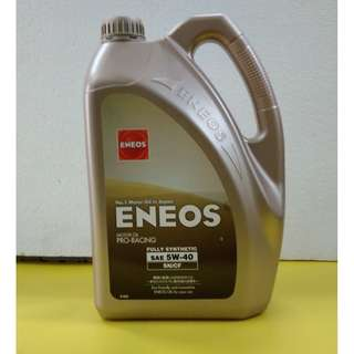 ENEOS MOTOR OIL PRO-RACING 4LITERS