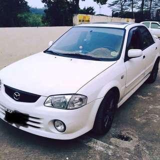 FOR SALE!!! Mazda protege 323