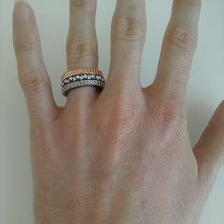 Small size fashion ring