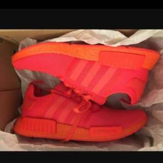 Solar red NMD