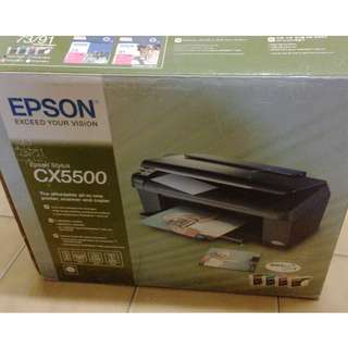 (New in Box) Epson Stylus CX5500 All-in-One Printer