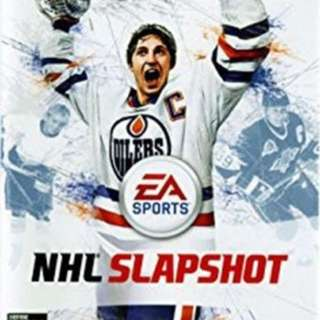 NHL Wii Games
