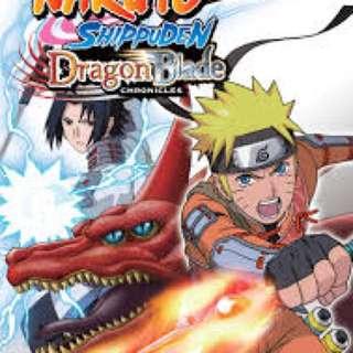 Naruto Wii Game