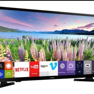 (Installment Plan) 49inch J5200 Samsung smart tv