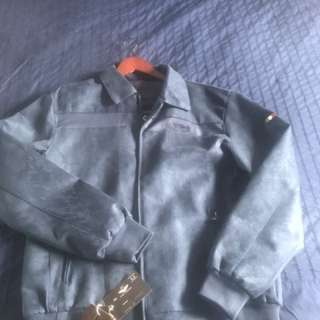Luxury collection man leather jacket