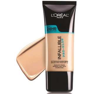 Loreal Infallible Pro Glow Foundation