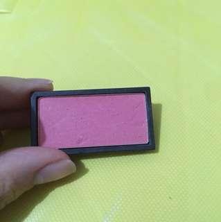 Victoria secret blush (from pallete) in dark pink