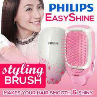 Brand New Philips EasyShine Ionic Styling Brush