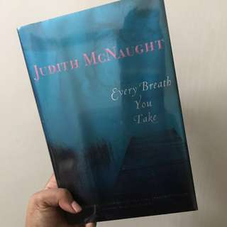 Every Breath You Take By Judith McNaught, fiction