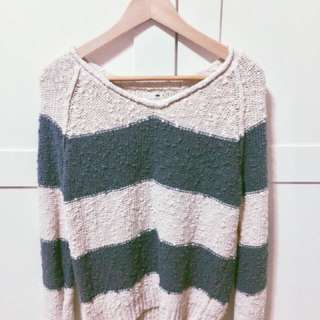 Pacsun Striped Sweater