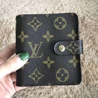 Limited time only! Vintage Louis Vuitton wallet