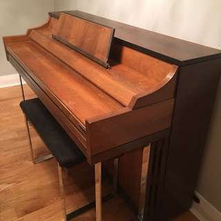 Kimball piano with stool (can bargain)