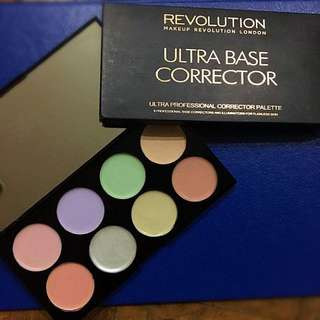Makeup Revolution Corrector Palette- Unused