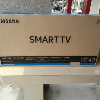 Samsung 40 Inch Slim Smart Led Tv