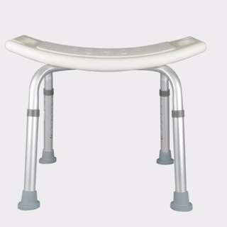 BRAND NEW ADJUSTABLE HEIGHT ANTI-SLIP SHOWER SEAT