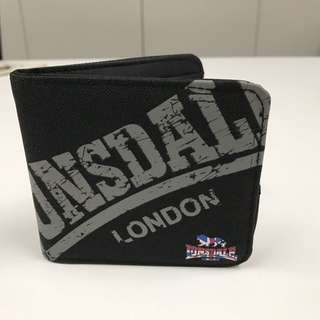 Lonsdale wallet