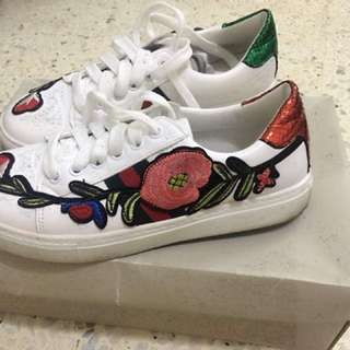 Gucci inspired shoes