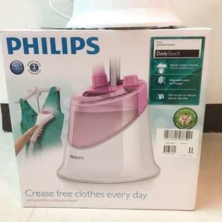 Philip 飛利浦 菲利浦 蒸氣掛燙機
