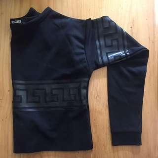 Missguided black jumper