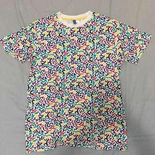 T-shirt H&M size S-M